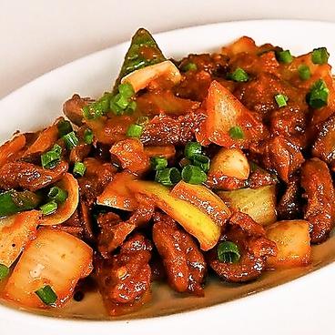 本格インド料理 マンディルのおすすめ料理1