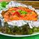 ホーモグ タレー(魚介と野菜のカレーホイル焼き)