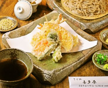 そば処 喜多原のおすすめ料理1