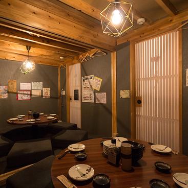 九州炙り酒場 いち会 いちえ 長崎銅座店の雰囲気1
