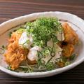 料理メニュー写真チキン南蛮洋風タルタル