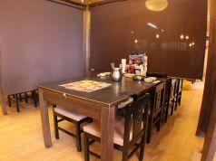 個室風テーブル席!!