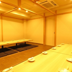 蓮根 広島店の雰囲気1