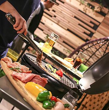 BBQ&カフェ NIKKA BLOCK PARK ニッカブロックパーク 天神橋店のおすすめ料理1