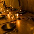 18名様~最大23様までご利用可能の個室空間もご用意あり!川崎でのお食事・飲み会はぜひ当店へお越しください。