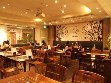 3×3 SAZAN CAFE STYLE シャレオ店の雰囲気1