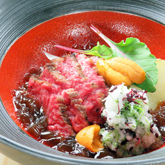 広島和牛<黒毛和種A4以上>たたき ポン酢ジュレ