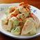 料理メニュー写真海老とアボカドの明太ソース