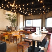 【2階テーブル席】使い勝手の良いテーブル席。会社帰りや普段使い、目的に合わせてご利用ください♪