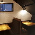 プライベートの飲み会も♪テーブル席あり!テーブル席は、3~4名様OK★女子会などにも最適!