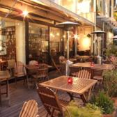 フラミンゴカフェ グラッセリア Flamingo Cafe GLASSAREA 青山店の雰囲気3