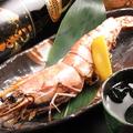 料理メニュー写真【どんたく名物】幻の皇帝エビの塩焼き