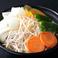 料理メニュー写真ジンギスカン野菜盛り合わせ