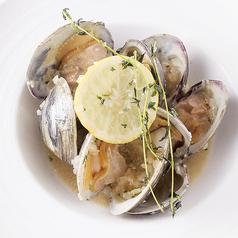 料理メニュー写真~数量限定~ ホンビノス貝のスペインワイン蒸し