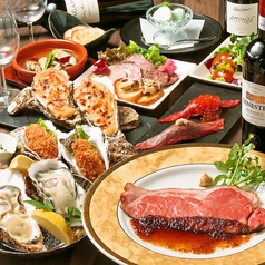Oyster bar&Steak house TOMMY CLUBのコース写真