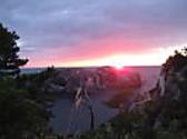 北半球で一番きれいな夕日と言われる日御碕からの絶景は、ぜひ一度ご覧ください!