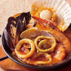 料理メニュー写真サルスエラ ~スペイン風ブイヤベース~