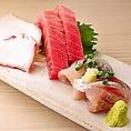 海鮮料理やお刺身も人気です!