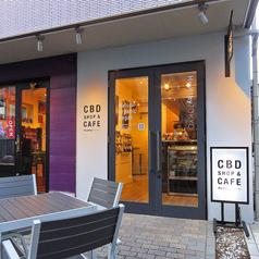 HealthyTOKYO CBD ヘルシートウキョウ Shop&Cafe Harajukuの雰囲気1