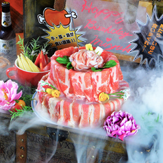 ピギーキャットダイナー piggy cat diner バーベキューハウスのコース写真