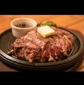 料理メニュー写真米国産アンガス ダイナマイト牛ステーキ