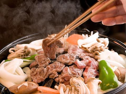 """極上ラム肉の品質と鮮度にこだわり!ジンギスカン本場の""""どさんこも""""脱帽!!"""