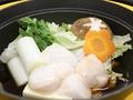 料理メニュー写真河豚の白子ポン酢煮