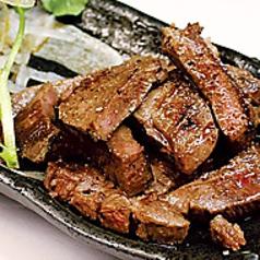 牛タンステーキ