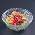 料理メニュー写真たたききゅうりの梅和え