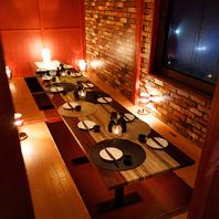 蒲田で夜景が見える個室で居酒屋宴会が楽しめます。