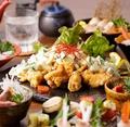 料理メニュー写真大山地鶏のチキン南蛮