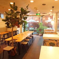 ティーズカフェ T's cafeの雰囲気1