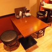 2名掛けテーブル席 ◇デート、記念日に◎