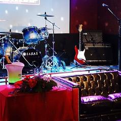 ライブハウスルーキーズのコース写真