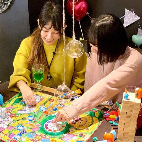 貸切パーティースペース ファナティー 誕生日×女子会