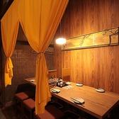4名個室・6名個室・8名個室・10名個室・12名個室・20名個室!様々なご宴会にご対応させていただきます。