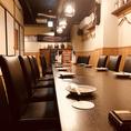 12名様~最大20名様までのテーブル個室。レトロな骨董品がならび接待・会食やご宴会で人気のお席です。落ち着いた雰囲気と、お食事をお楽しみいただけるようテーブルのお席をご用意いたしました。ご予約はいお早めに!!