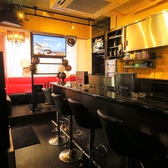 Chinese dining bar Black&Whiteの雰囲気2