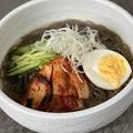 料理メニュー写真特製冷麺
