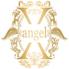 Dining Cafe えっくすAngelのロゴ