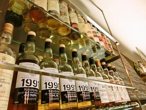 地元や有機栽培・自家製素材を使用したミクロロジー(混ぜる+科学)のお酒が味わえる。