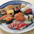 料理メニュー写真豪華きづな寿司