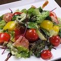 料理メニュー写真農園グリーンサラダ