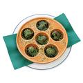 料理メニュー写真エスカルゴのガーリックバターオーブン焼き