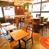 Napoli's PIZZA & CAFFE ナポリス 赤坂一ツ木通りの雰囲気2