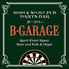 B-GARAGE 宮崎一番街店のロゴ