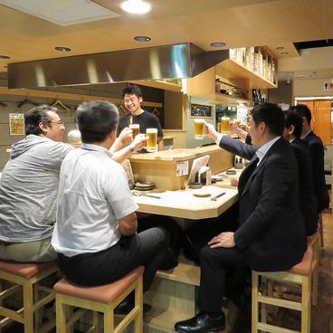 天ぷらと日本酒 明日源の雰囲気1
