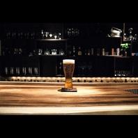 ~お飲み物に合わせてグラスにもこだわり~