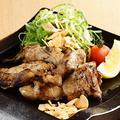 料理メニュー写真九州地鶏もも