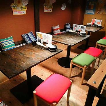 肉バルキッチン HANALE 金沢の雰囲気1